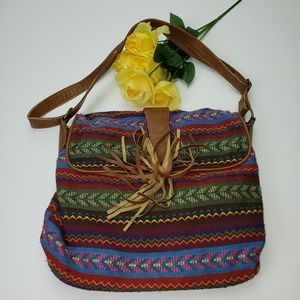 Madden Girl Boho Bag